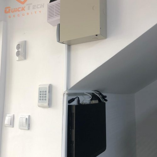 sistem alarma